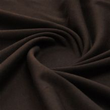 Chocolate - 100% Cotton Single Jersey H/W